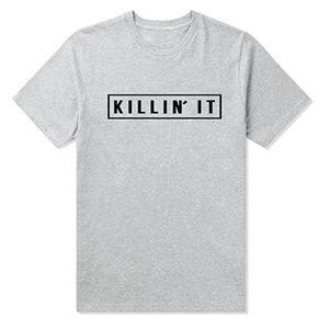 Tee Shirt T-Shirt Graphic Tee Killin It Tee